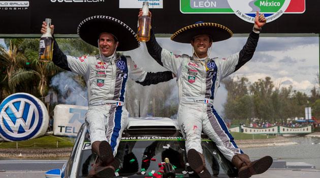 Ogier gana el Rally México y Hyundai obtiene el tercer puesto