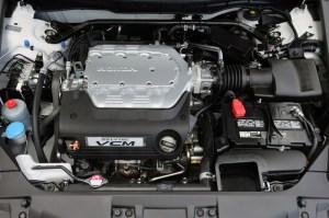 2008 Honda Accord EX-L V-6 Sedan (white)