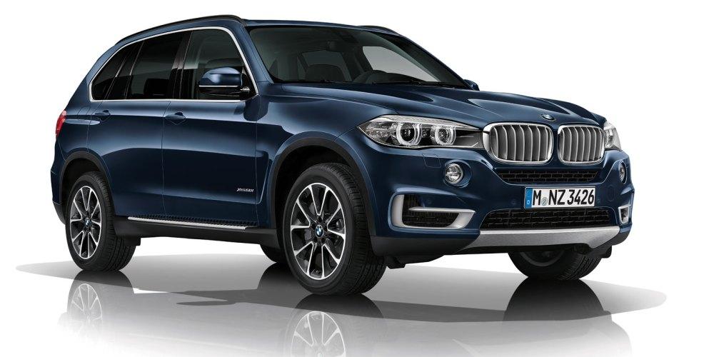 Llegan los BMW X5 Security y BMW X5 Security Plus a México