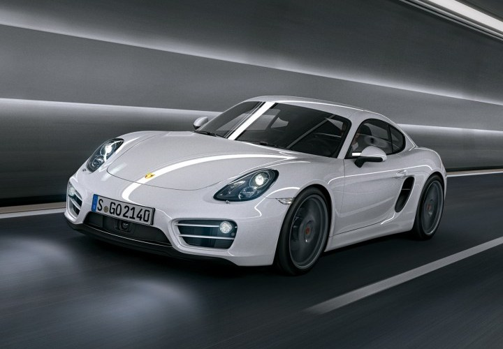 #MiércolesDeMotor – 2.7L DOHC H-6 boxer (Porsche Cayman)