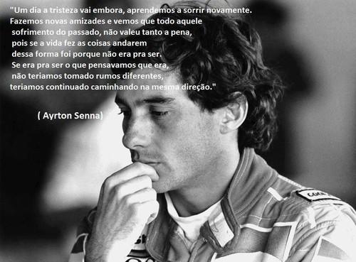 Ayrton Senna da Silva, a 20 años de tu partida