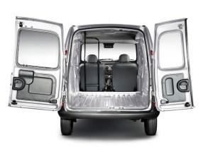 Renault Kangoo trasera