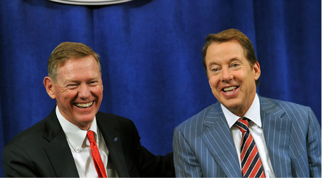 Ford anuncia el retiro de Alan Mulally el 1° de julio; Mark Fields es nombrado Presidente y CEO