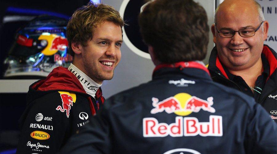 Rob Marshall habla de las mejoras para el equipo Infiniti Red Bull Racing