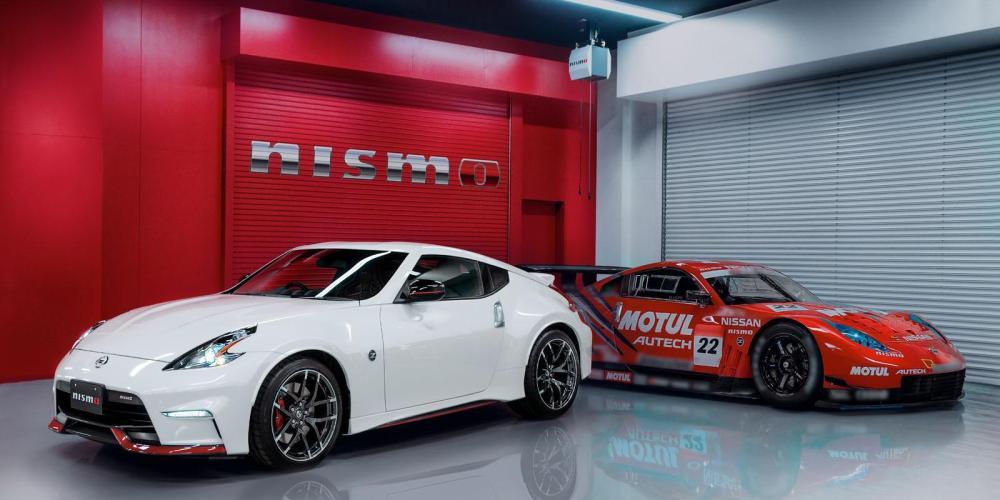 Nissan presenta el renovado 370Z firmado por Nismo