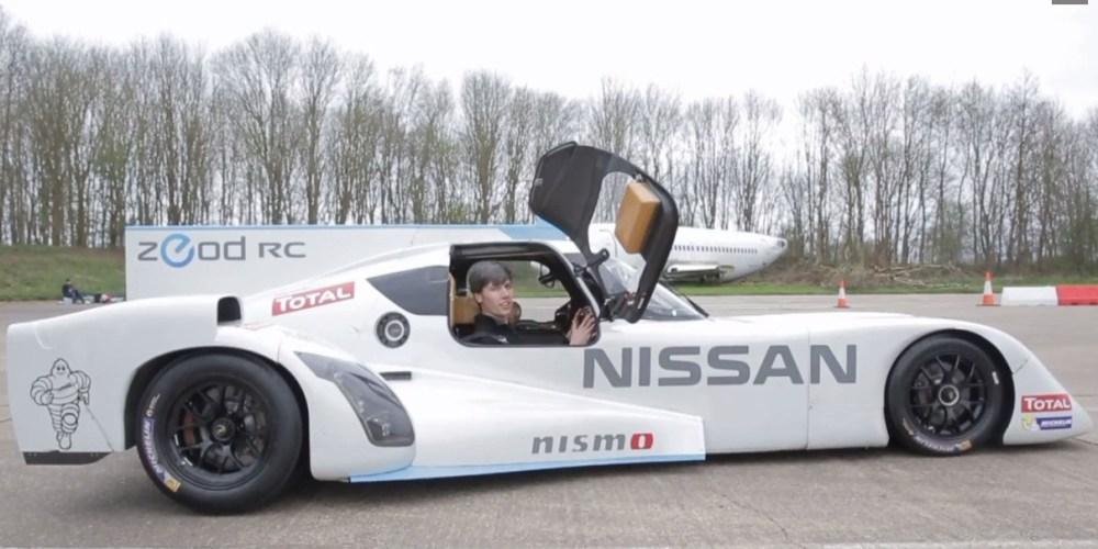 Nissan ZEOD RC a detalle, expertos explican su funcionamiento