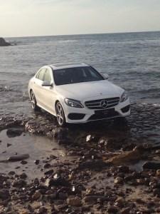 Mercedes-Benz Clase C estática