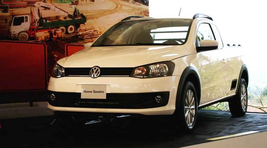 Prueba de Manejo: Volkswagen Saveiro 2014 nueva cara