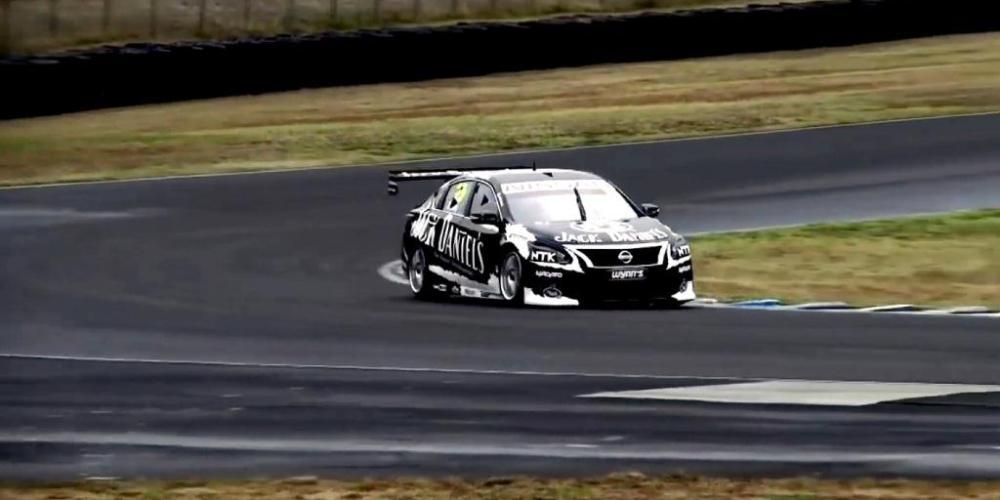 Todd Kelly y la historia detrás del motor del supervehículo Nissan Altima V8