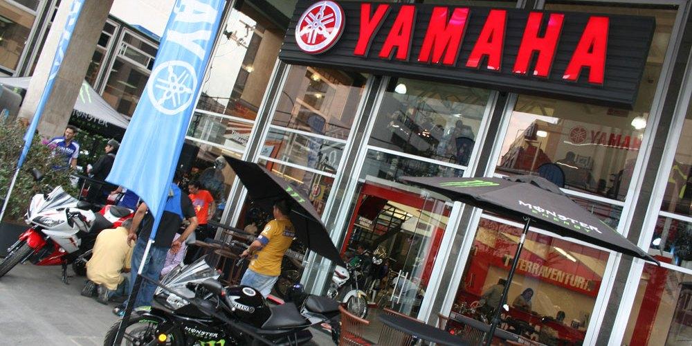 Yamaha presenta nueva agencia en la Ciudad de México