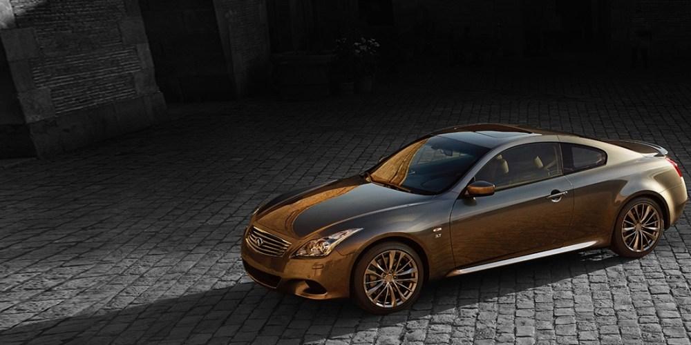 Infiniti Q60 Sport, desempeño y diseño deportivo hecho coupé