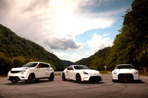 The Nissan NISMO family