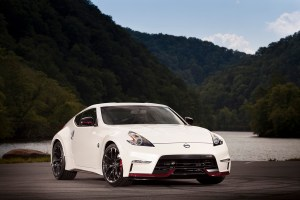 2015 Nissan 370Z NISMO at North Carolina ZDAYZ event