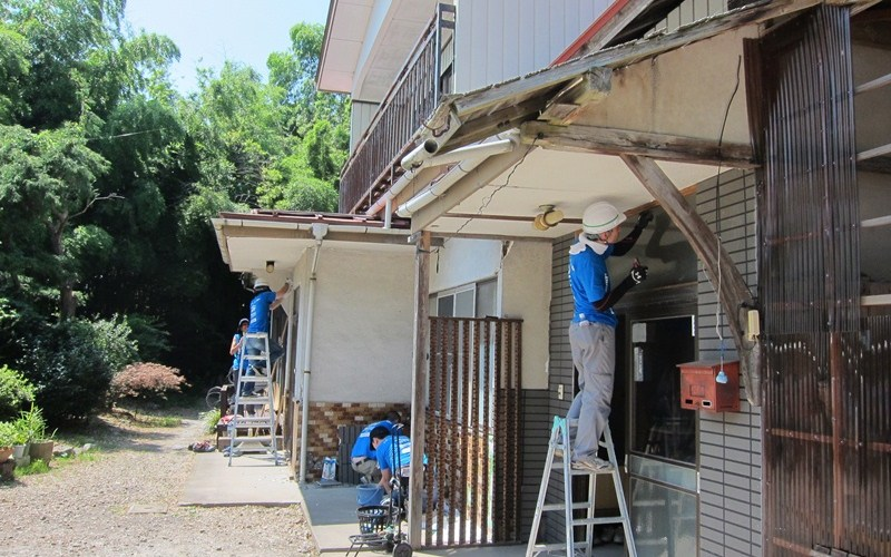 Nissan y Habitat for Humanity contribuyen a los damnificados de Tohoku en Japón