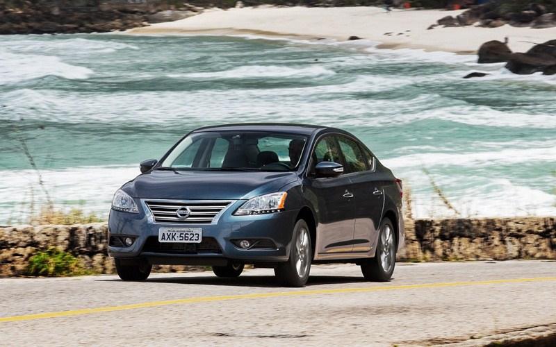 Nissan Sentra 2015, producido en Aguascalientes, llega a Brasil