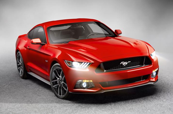Caen ventas de Mustang 32%, planta pone pausa a la producción