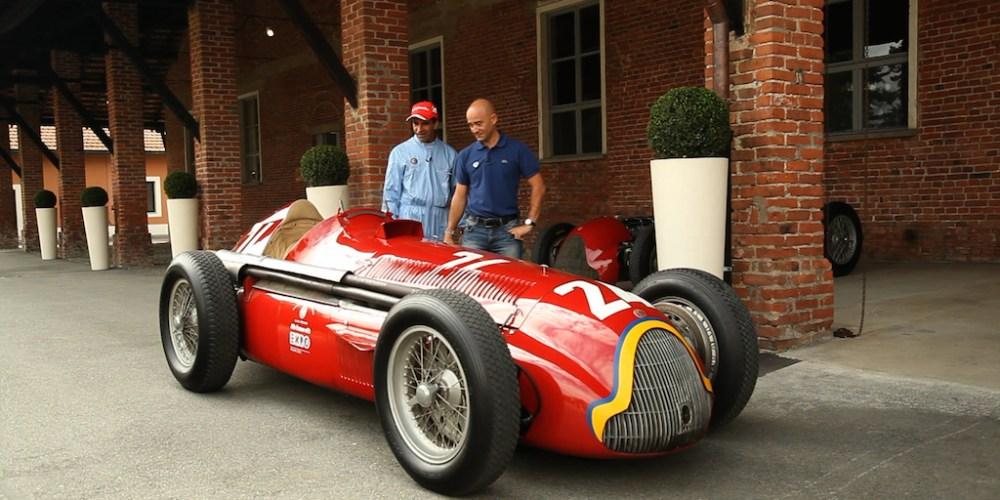 Marc Gené nos traslada al origen de la Fórmula 1