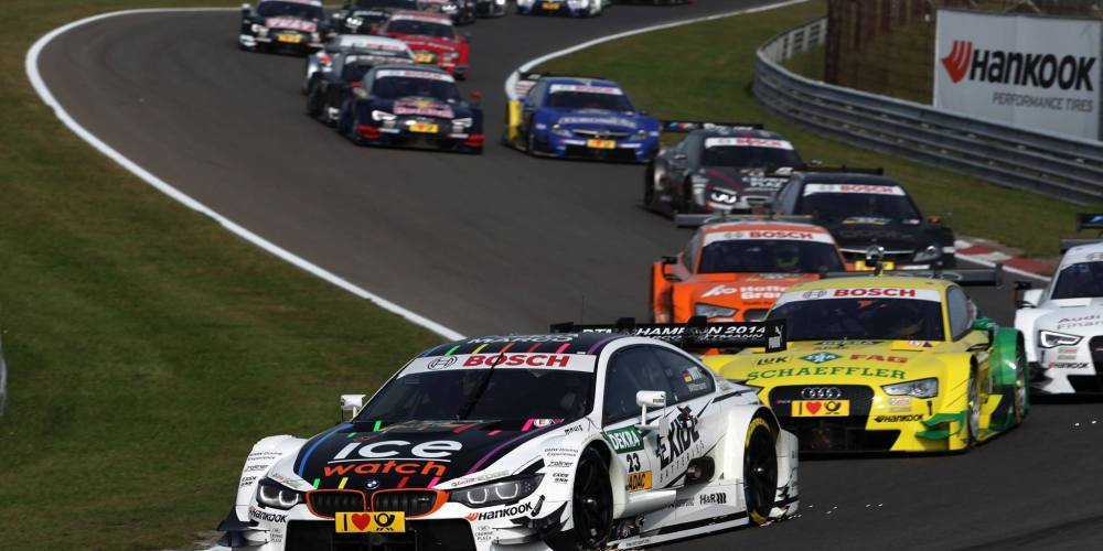 BMW gana el campeonato por equipos del DTM 2014