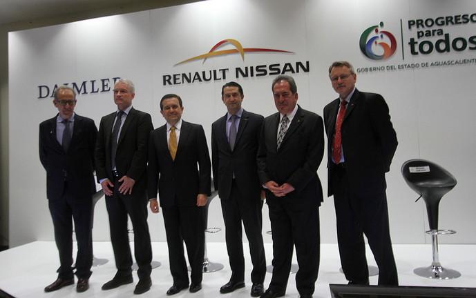 Las plantas automotrices en México, listas para el 2020