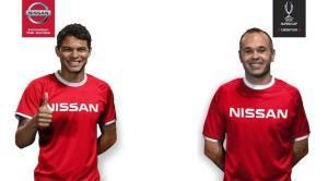 Nissan en Alianza con la UEFA.
