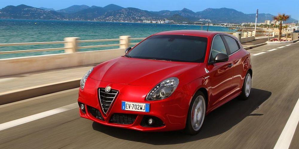 Alfa Romeo en el Gran Premio Nuvolari