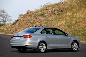 Der neue Volkswagen Jetta USA-Version