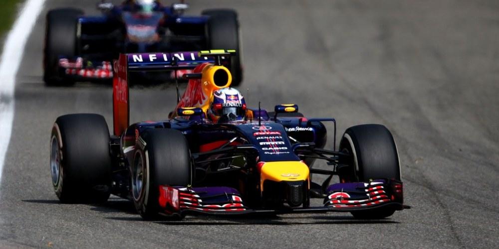 Infiniti Red Bull Racing obtiene el quinto y sexto lugar en el Gran Premio de Italia