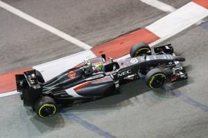Formula one - Singapore Grand Prix 2014 - Friday