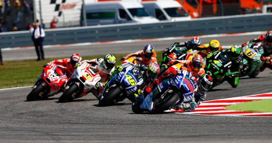 Calendario provisional de Moto GP para 2015