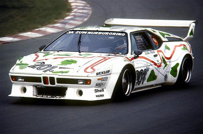 """#ViernesDeVelocidad – La """"M"""" de BMW"""