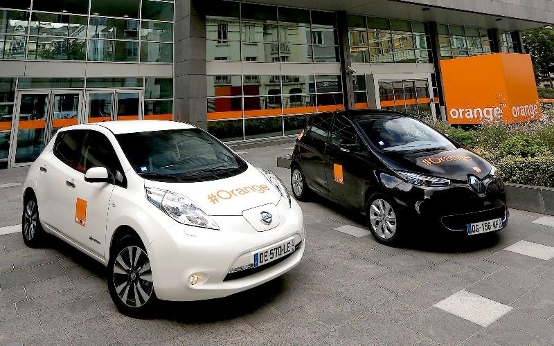 La Alianza Renault-Nissan y Orange expanden su asociación sobre vehículos eléctricos
