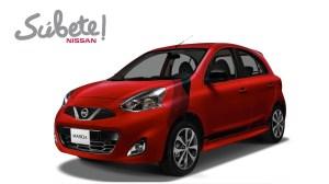 Nissan March 2014 el primer vehÌculo en MÈxico con tecnologÌa