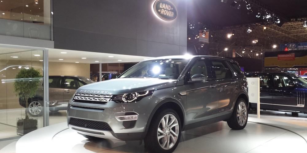 Nueva Land Rover Discovery Sport