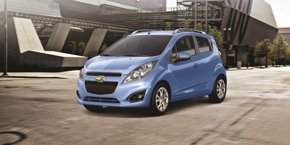 Chevrolet alcanza un millón de Sparks vendidos alrededor del mundo