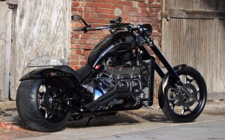 Harley-Davidson-Chopper-HD