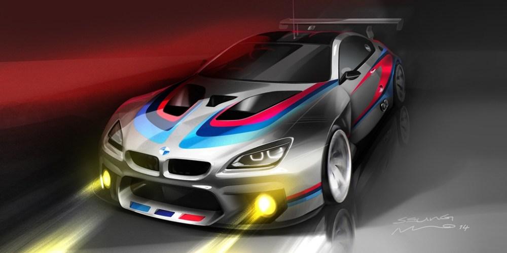 BMW Motorsport desarrolla el BMW M6 GT3 para la temporada 2016
