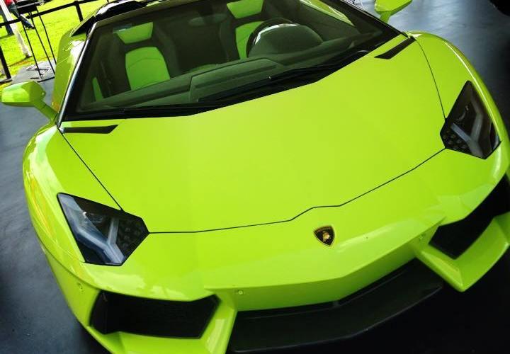 Lamborghini, deportividad y lujo italiano en la GIA.