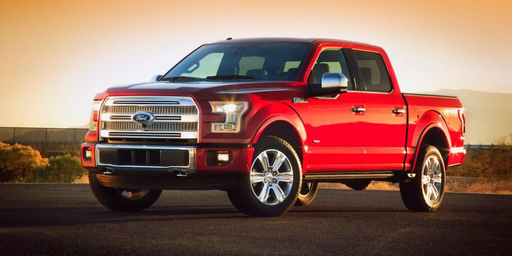 Ford presenta en México la Nueva LOBO 2015