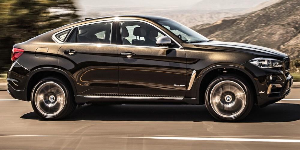 Llega a México la segunda generación del BMW X6