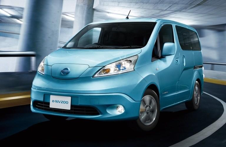 Nissan y su e-NV200 doblemente reconocidos en el Reino Unido