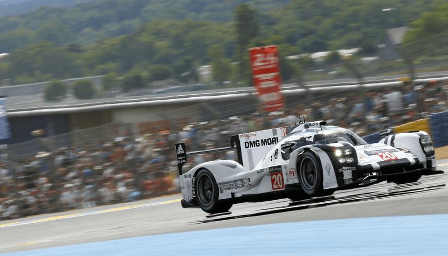 Operación LeMans, Porsche arranca trabajos