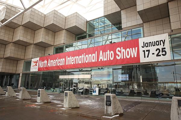 (Jan 2015) Detroit, MI. North American International Auto Show
