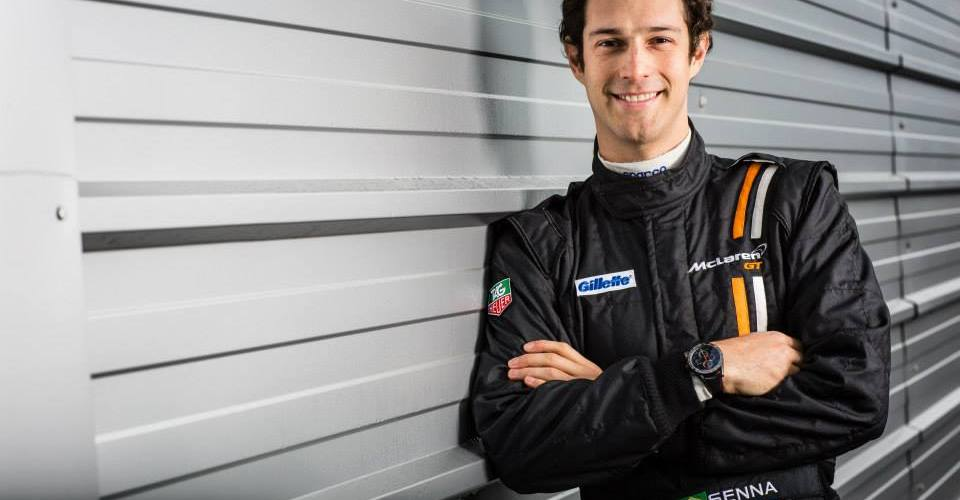 Bruno Senna nuevo piloto de McLaren