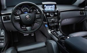 2015-Cadillac-CTS-V-Interior