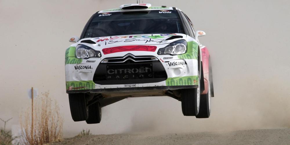 GUERRA VUELVE AL WRC EN MÉXICO