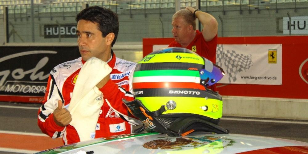 RICARDO PÉREZ DE LARA PARTICIPARÁ EN EL DRIVERS CHALLENGE 2015.