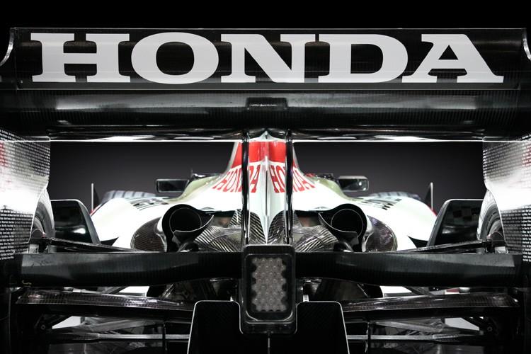 Honda Previo a la temporada 2015 de la FIA Formula One World Championship