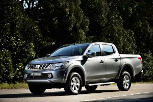 New L200 (Thai market version)
