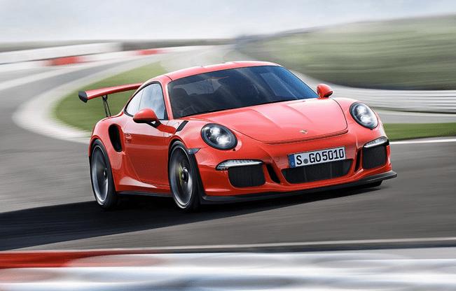Fiero, veloz, insuperable… Porsche GT3 RS