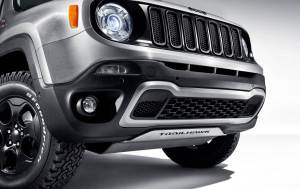 Jeep Renegade Hard Steel Skid Plate